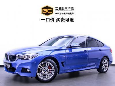 2019年9月 宝马 宝马3系GT(进口) 320i M运动型图片