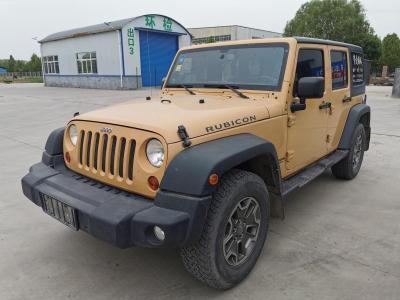 Jeep 牧马人  2012款 3.6L Sahara 四门版