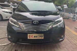 2017年10月 丰田 塞纳  3.5L 四驱L图片
