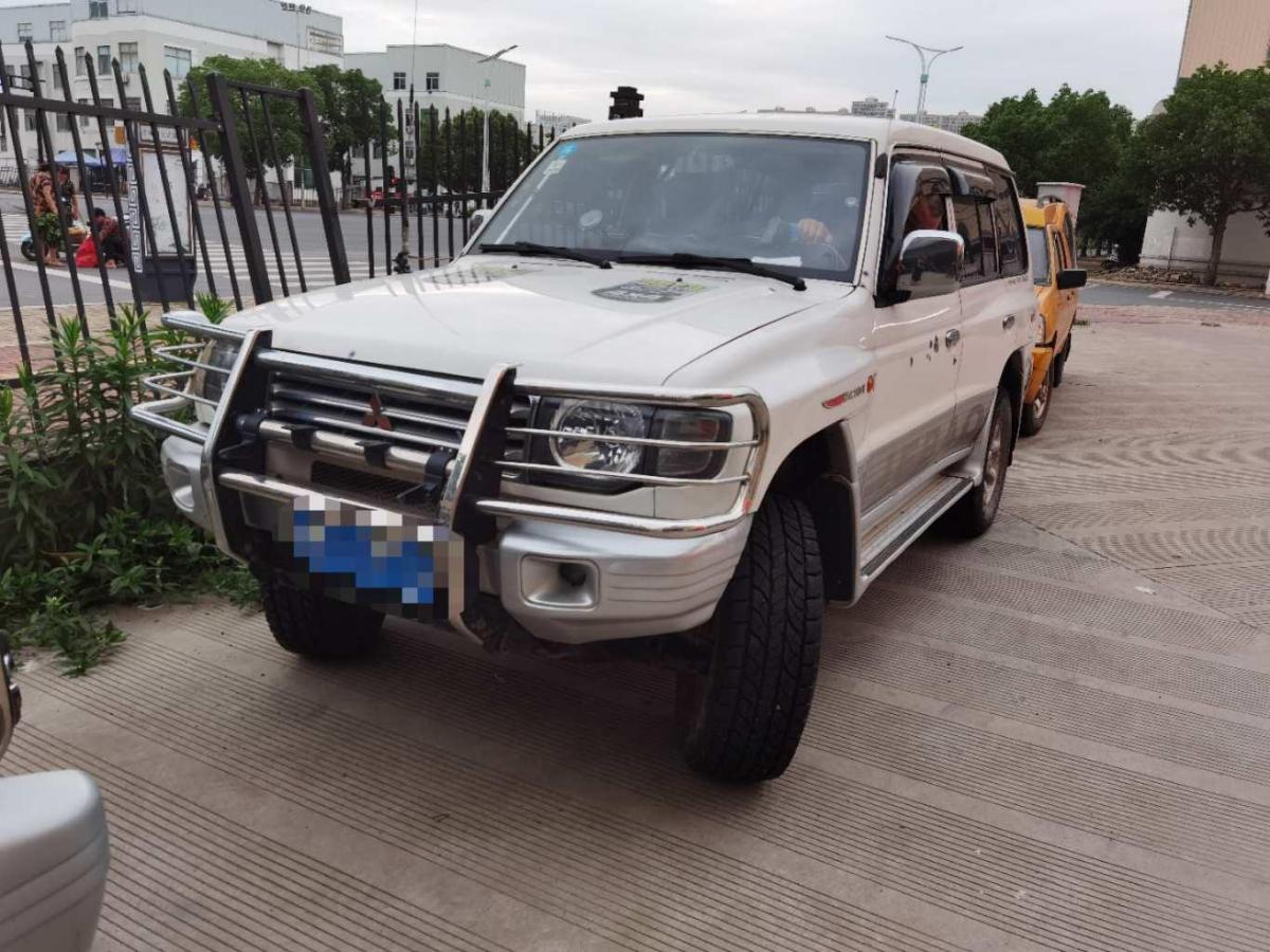 2008年4月 猎豹 黑金刚  3.0L 手动四驱舒适型图片