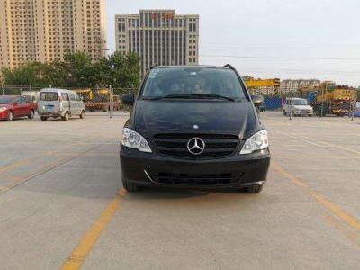 2013年1月 奔驰 威霆 2.5L 精英版图片