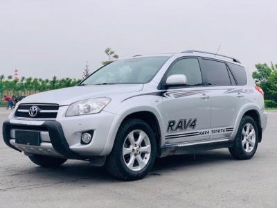 丰田 RAV4荣放  2009款 2.4L 自动豪华版