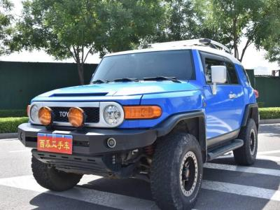 豐田 FJ 酷路澤  2010款 4.0L圖片