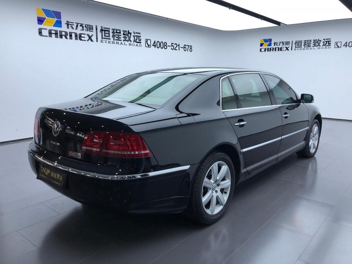 大众 辉腾  2011款 3.6L V6 5座加长商务版图片