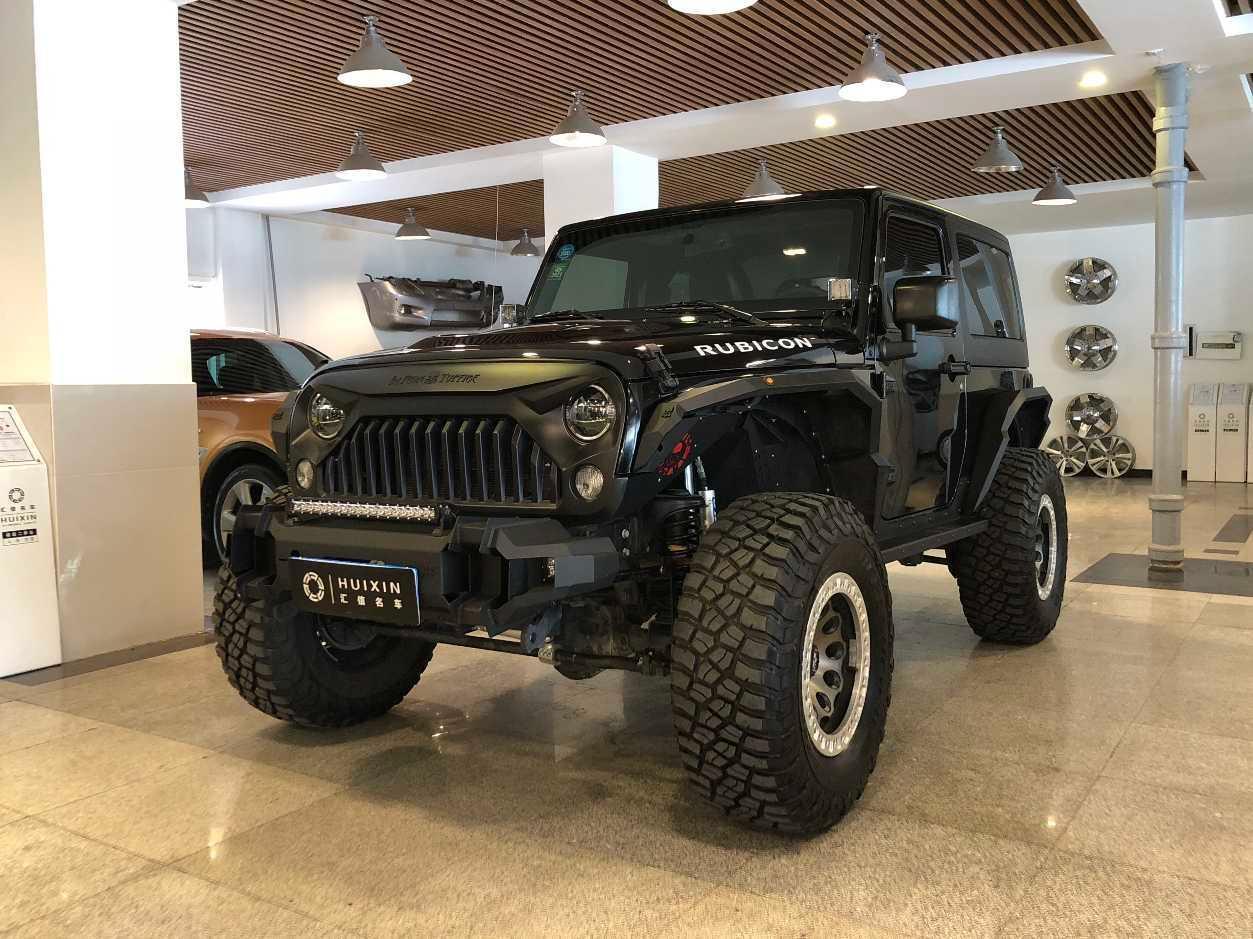 2019年4月 Jeep 牧马人  3.6L Rubicon 两门舒享版图片