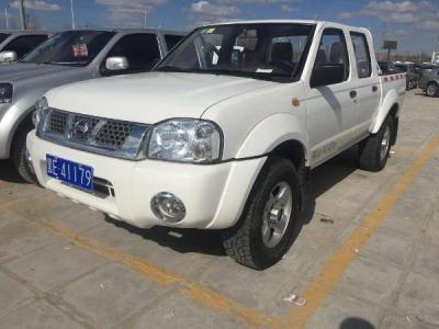 013年12月日产D22皮卡2.4 四驱汽油标准型-2012年5月 二手日产皮