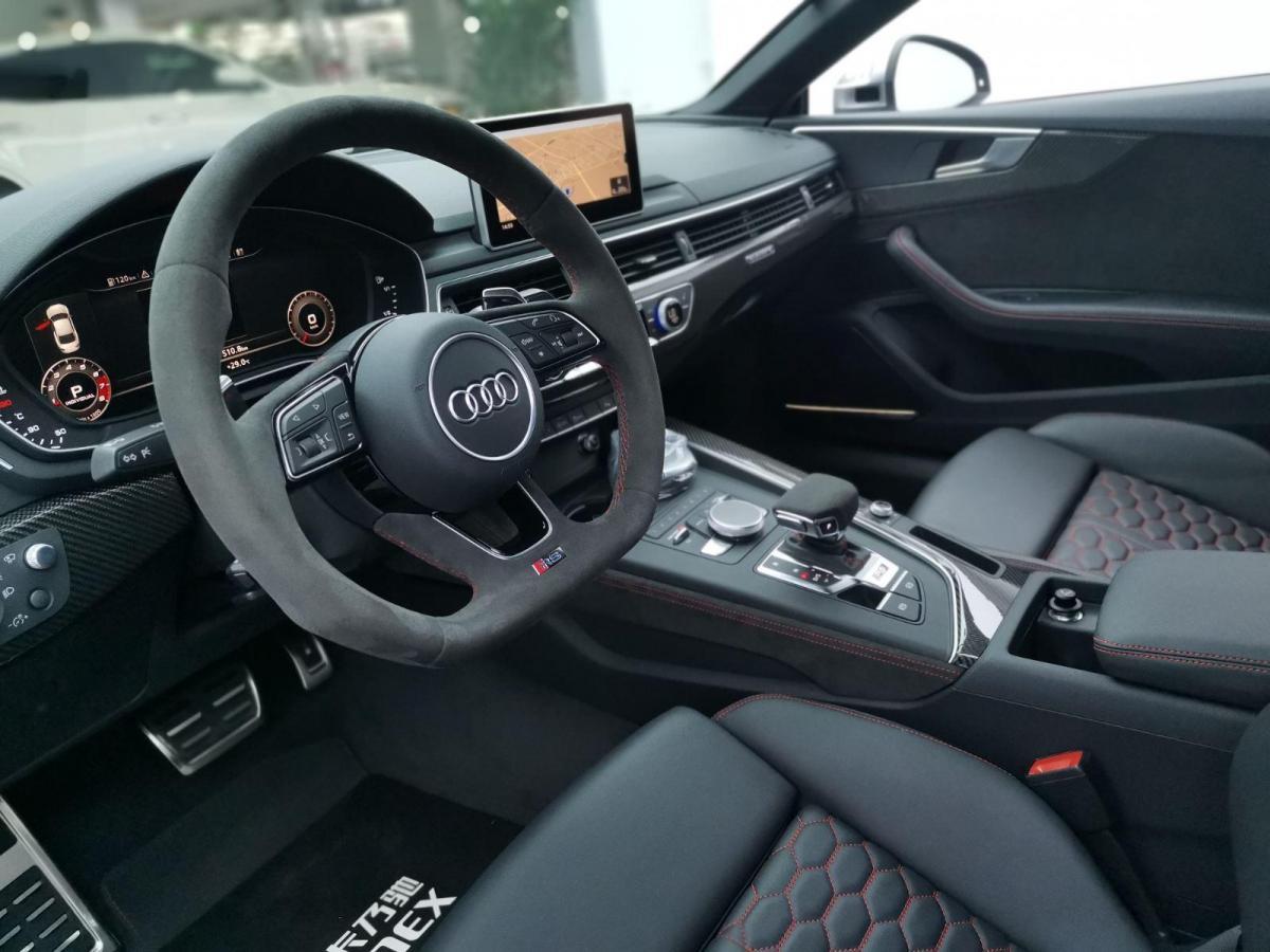 奥迪 奥迪RS 5  2019款 RS 5 2.9T Coupe图片