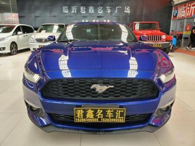 2015年6月 福特 Mustang(进口) 2.3T 性能版图片