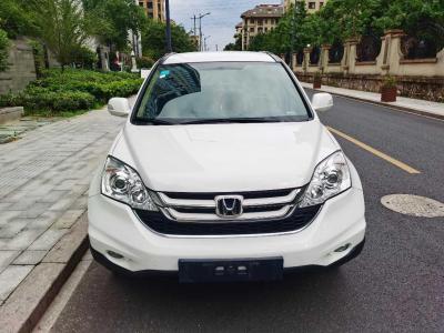 2011年12月 本田 CR-V 2.0L 自动两驱都市版图片