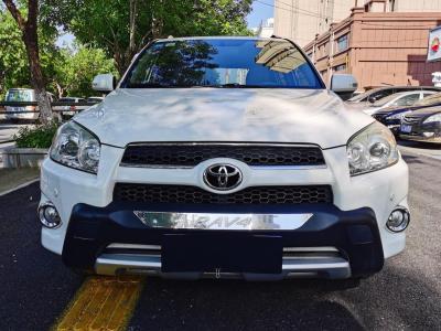 2013年6月 丰田 RAV4荣放  2.4L 自动四驱豪华版图片