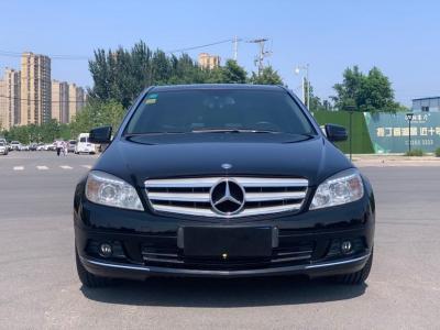 奔驰 奔驰C级  2010款 C 180K 经典型