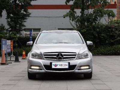 奔馳 奔馳C級  2011款 C 180K 經典型圖片