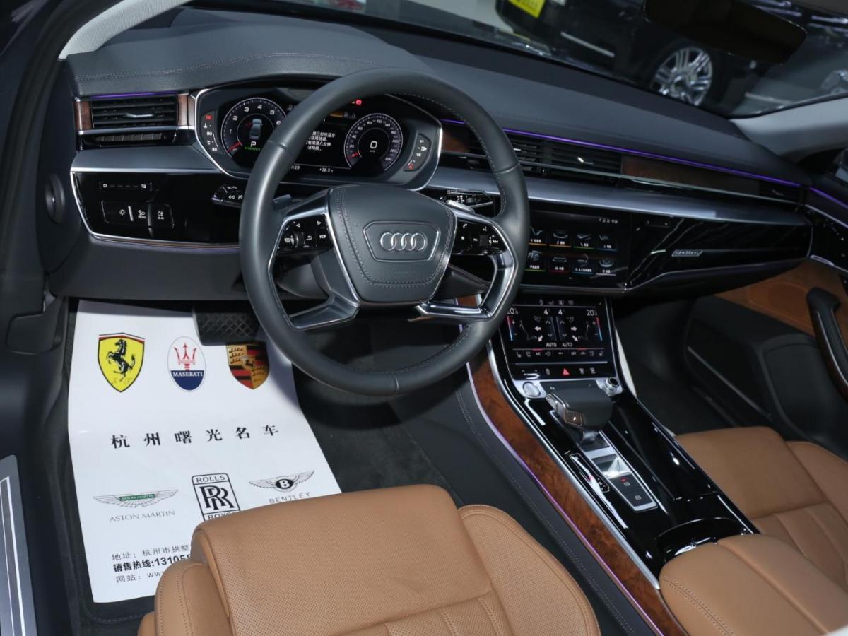 奥迪 奥迪A8  2018款 A8L 55 TFSI quattro豪华型图片