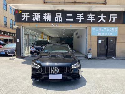 2020年3月 奔驰 奔驰AMG GT AMG GT 53 4MATIC+ 四门跑车图片