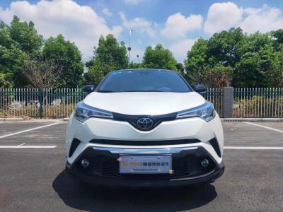 2019年5月 丰田 C-HR 2.0L 领先版 国V图片