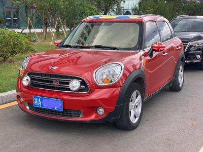 2016年2月 MINI COUNTRYMAN 1.6L ONE图片