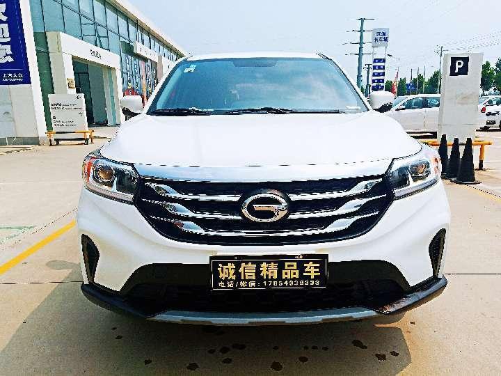 2019年1月 广汽传祺 GS4 270T 手动舒适版图片