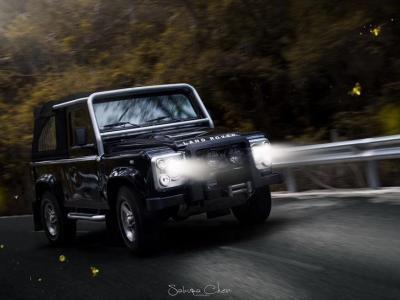 2012年10月 路虎 卫士(进口) 2.2T 柴油 欧规版图片