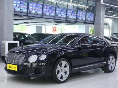 宾利 欧陆  2012款 6.0T GT W12