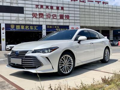 丰田 亚洲龙  2019款 双擎 2.5L XLE尊贵版 国VI图片