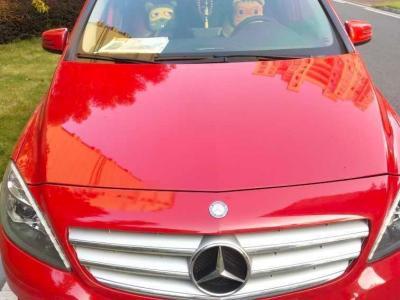 2013年1月 奔驰 奔驰B级  B 180图片
