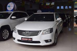 2011年12月 丰田 凯美瑞 2.0 200G 豪华型周年纪念版