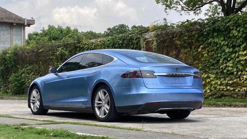 特斯拉 Model S  2015款 Model S 85D图片