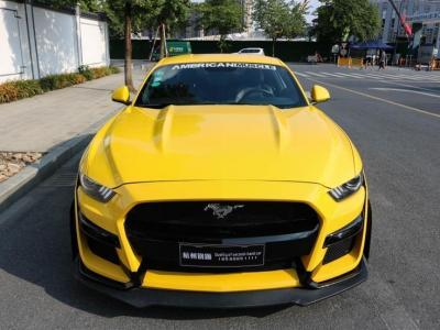 2016年6月 福特 Mustang(进口) 2.3T 运动版图片