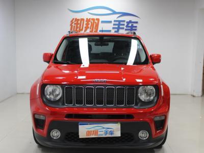 2020年3月 Jeep 自由侠  220T 自动领先版图片