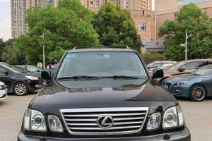 2007年7月 雷克萨斯 LX  470图片