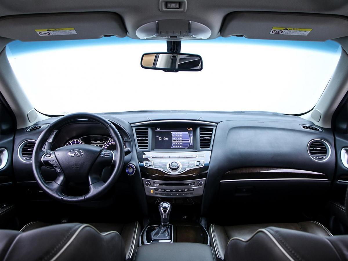 英菲尼迪 QX60  2018款 2.5T Hybrid 两驱冠军家庭版图片