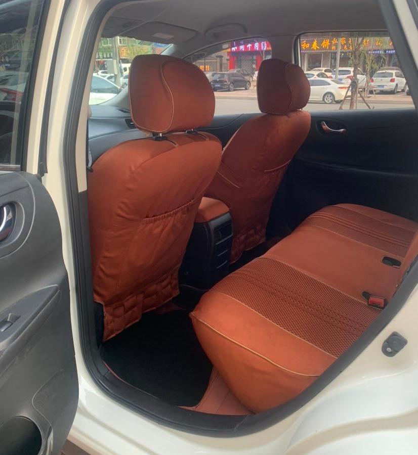 日产 骐达  2011款 1.6L 手动舒适型图片