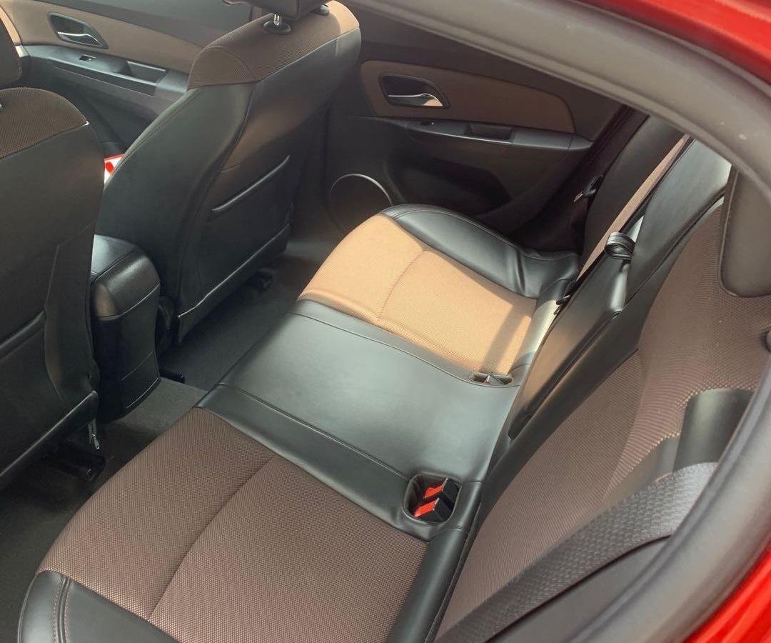 雪佛兰 科鲁兹  2013款 掀背 1.6L 自动豪华型图片