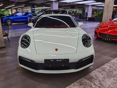 2020年3月 保时捷 911  Carrera 3.0T图片