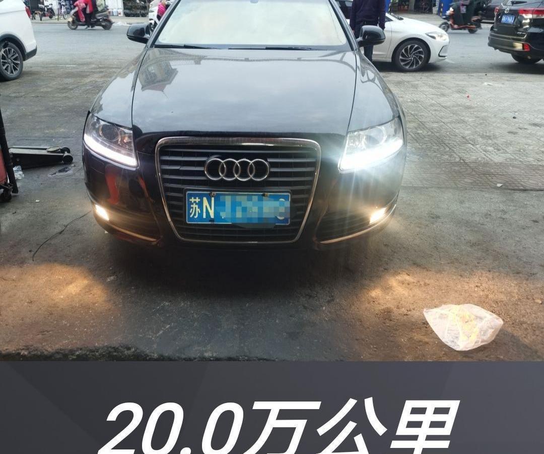 奥迪 奥迪A6L  2010款 2.4L 技术型图片