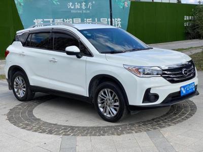 2016年6月 广汽传祺 GS4 235T 手动舒适版图片