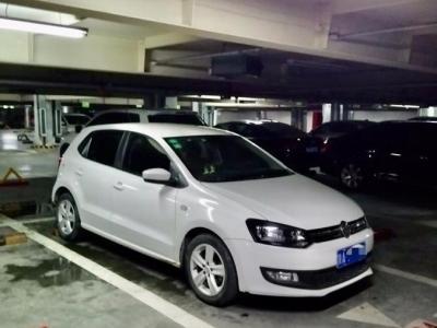 大众 Polo  2011款 1.6L 自动致尚版