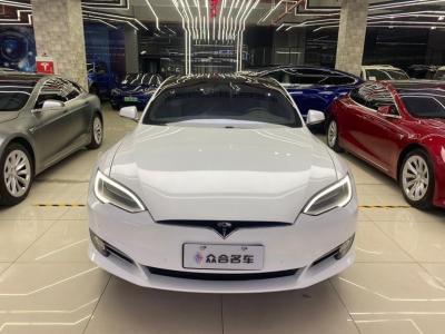 2018年2月 特斯拉 Model S Model S 100D图片