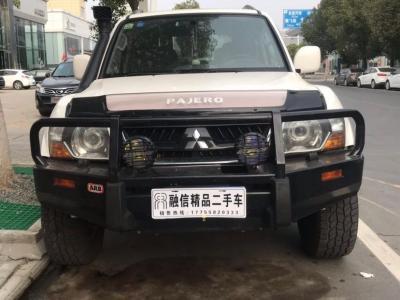 2010年12月 三菱 帕杰罗  V73 3.0L AT GLX图片