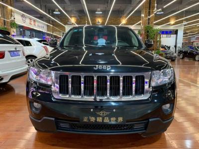 大切诺基(进口)图片 Jeep 3.6L 豪华导航版