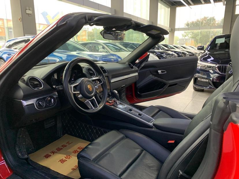 保时捷 718  2016款 Boxster 2.0T图片