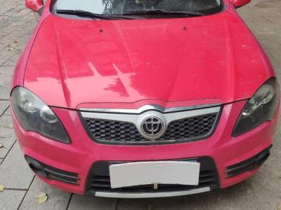 中华 骏捷FRV  2010款 1.3L 手动豪华型图片