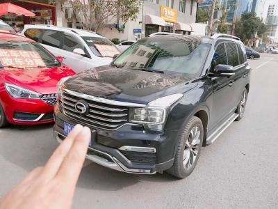 2018年7月 广汽传祺 GS8 320T 两驱豪华智联版图片