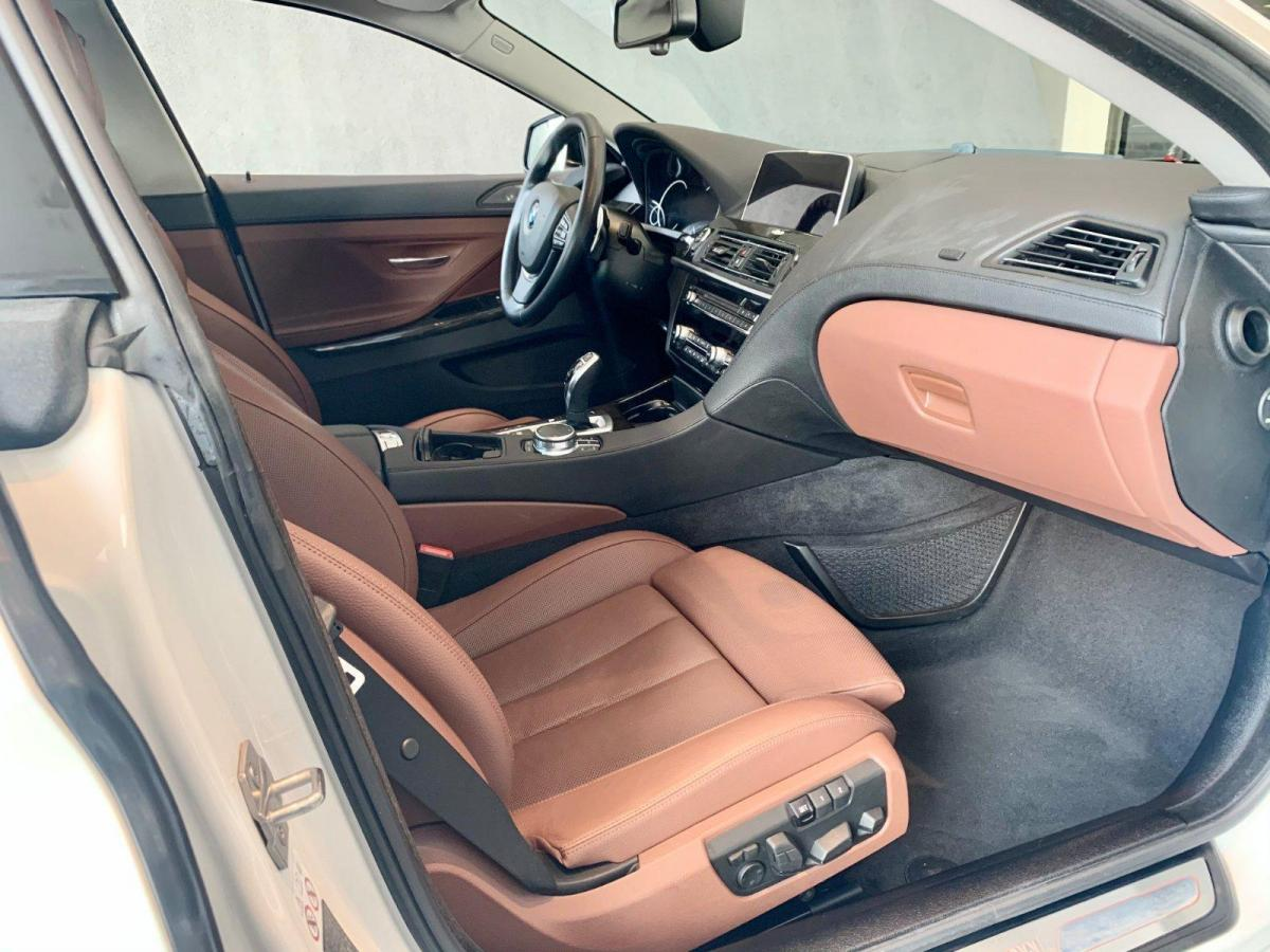 宝马 宝马6系  2016款 640i xDrive Gran Coupe图片