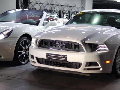 福特 Mustang  2013款 3.7L 自動標準型