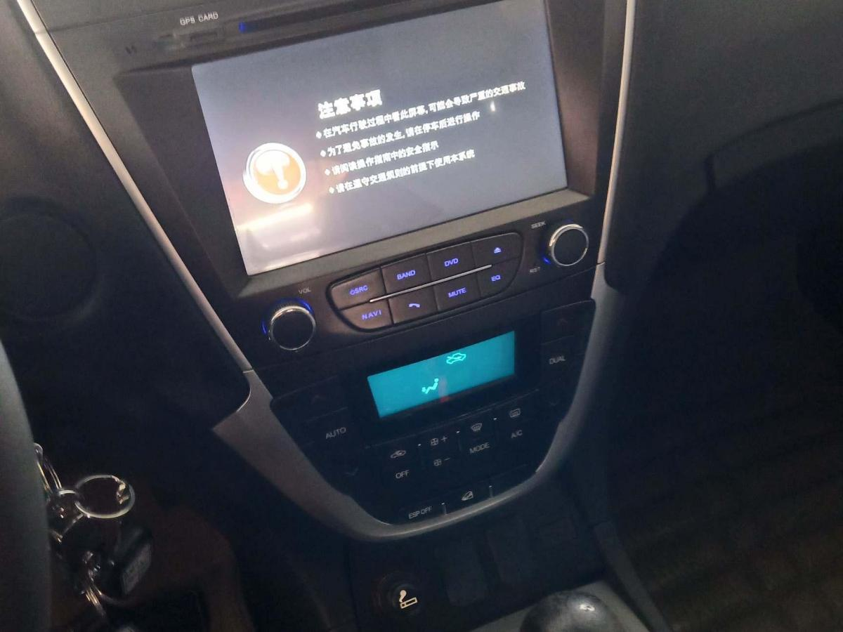 广汽传祺 GS5  2013款 1.8T 手动两驱精英版图片