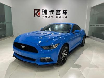 2018年8月 福特 Mustang(进口) 2.3T 运动版图片