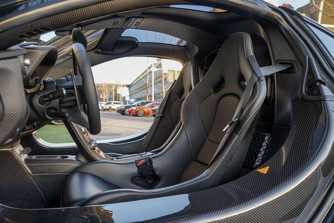 迈凯伦 P1  2014款 3.8T 标准型图片