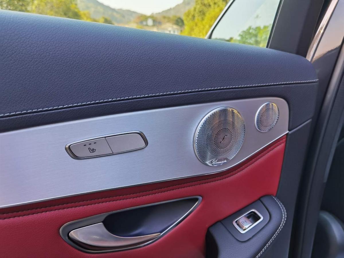 奔驰 奔驰GLC  2020款 GLC 260 L 4MATIC 豪华型图片