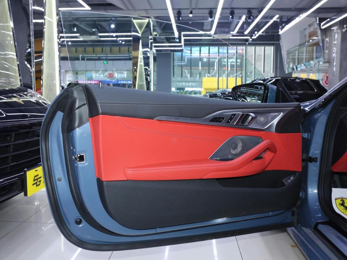 宝马 宝马8系  2019款 840i 双门轿跑车 M运动套装图片